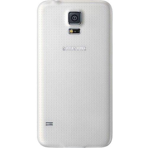 Samsung Galaxy S5 OEM White Wireless Charging cover (Samsung Galaxy S5 Charging Pad compare prices)