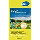 Tour de Ländle 2013: Radtouren für das ganze Jahr. NaturTour. Die komplette Route von Weinheim an der Bergstraße...