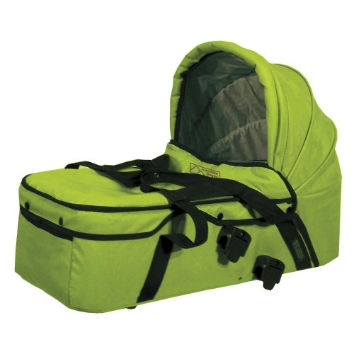 Mountain Buggy Swift Carry Cot, Lime