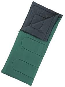 Amazon.co.jp | コールマン 寝袋 パフォーマー/C10 グリーン [使用 ...