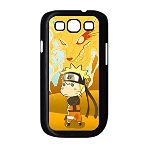 FindIt Japanese Anime Series Popular And Cool NARUTO Uchiha Obito Durable Case Cover For Samsung Galaxy i9300