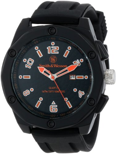 smith-wesson-herren-sww-lw6057-ego-bold-large-black-dial-rubber-band-uhr