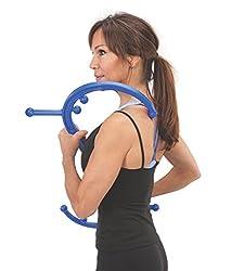 BackJoy Trigger Point Massager-Handheld Self-Massager