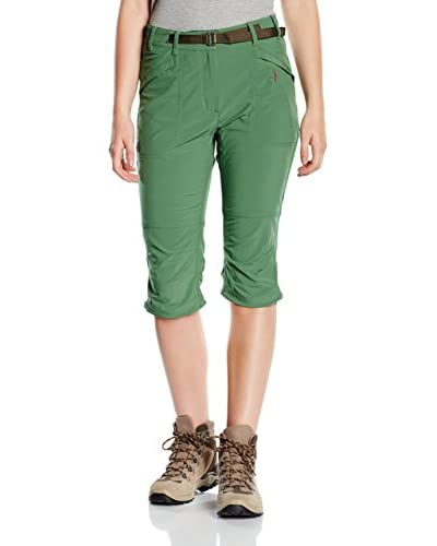 Salewa Pantalone Sport Frea Dry W 3/4 [Verde]