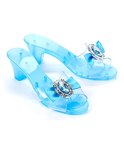 Snow-Queen-Costume-Matching-Slippers-for-Girls-Dress-Up