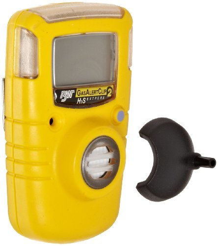 Images for BW Technologies GA24XT-H GasAlertClip Extreme 2-Year Detector, H2S, 0-100 ppm Measuring Range, 10 to 15 ppm Alarm Setpoint