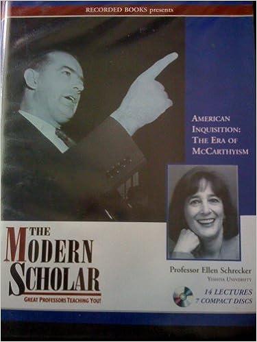 The Era of McCarthyism - Ellen Schrecker