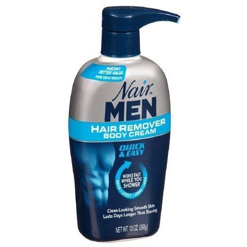 nair-hair-remover-men-body-cream-13oz-pump-3-pack-by-nair