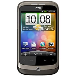 HTC Wildfire Vodafone Pay As You Go