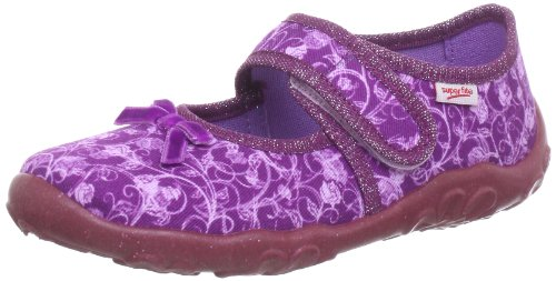 Superfit Bonny Low Girls Purple Violett (berry kombi 67) Size: 35