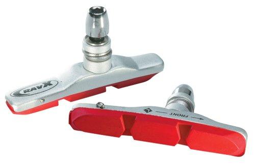 Buy Low Price RavX MTB V-Cartridge Thermafoil Red Pad (BR176)