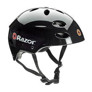 Razor V-17 Adult Multi-Sport Helmet (Black) by Razor