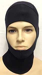 TWF 3mm Wetsuit Hood (Medium)