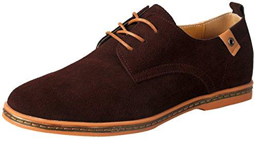 ilovesia-chaussures-ville-marron-pour-homme-garcon-oxfords-chaussures-mocassins-hommefr-42