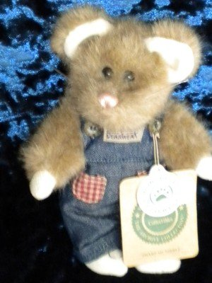 Boyds Bears Investment Collectibles~Sharp McNibble