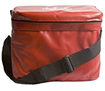 Seattle Sports Frost Pack 19-Quart Soft Cooler (Red)