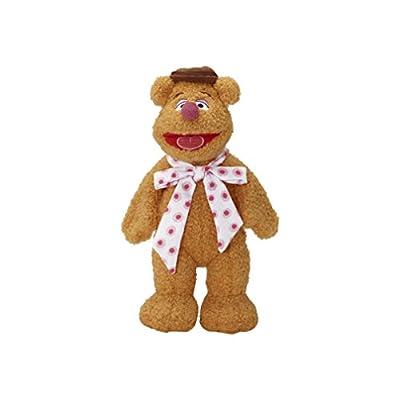 "Madame Alexander Fozzie Bear Plush, 9"""