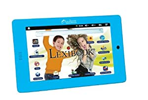 Lexibook  -  MFC155FR  - La Tablette Master pour enfant  Android 7 pouces (17,8 cm)