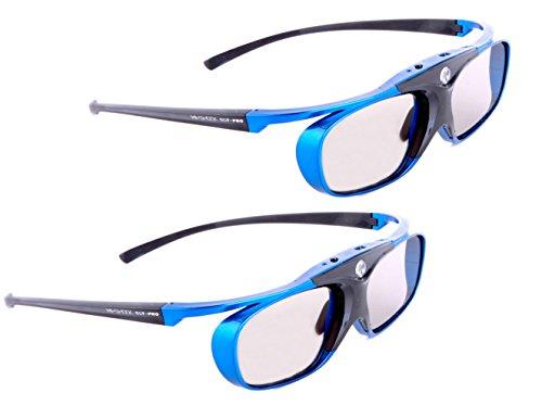 2x-ultimate-dlp-link-glasses-dlp-pro-4g-blue-heaven-lightweight-superbright-und-smart-100-sync-block