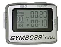 Gymboss GB2010 SILVER