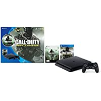 PlayStation 4 Slim COD Infinite Warfare 500GB Console + Plantronics P80 Wireless Gaming Headset + DualShock 4 Wireless Controller