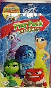 Disneys Inside Out Grab and Go Play Pack - 1