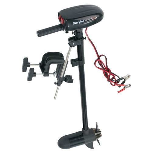 Sevylor electric trolling motor for small boats outdoor for Small boat motors cheap