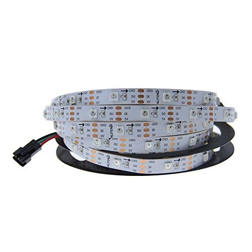 alitove-164ft-ws2812b-individually-addressable-led-strip-light-5m-150-led-pixel-5050-smd-white-pcb-n
