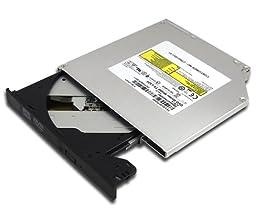 Asus X55A X54C X54H X55U X53U Series 8X DL DVD RW RAM Dual Layer Recorder 24X CD-R Burner 12.7mm SATA Slim Internal Optical Drive Replacement