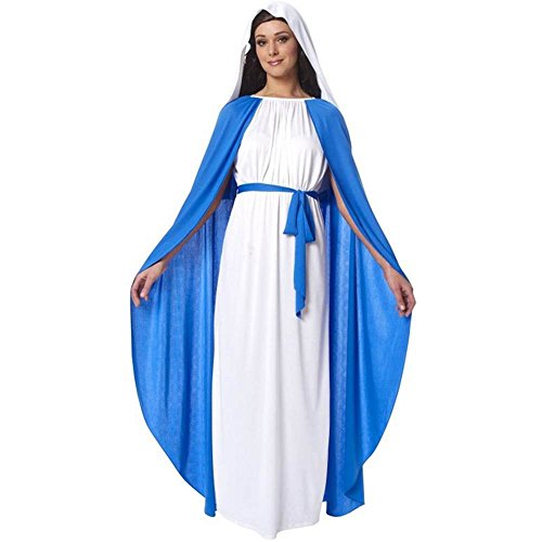 Virgin Mary Religious Adult Costume