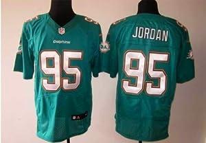 Dion Jordan #95 Miami Dolphins 2013 Green Jersey 52 XXL by Field