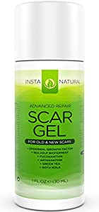 InstaNatural Scar Gel, 1 Ounce