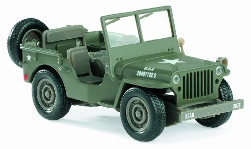 Classic Willys Jeep