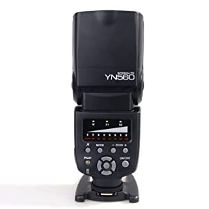 Speedlite YN560 Flash for Canon, Nikon, Pentax, Olympus Cameras