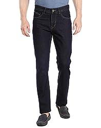 Fever Men's Jeans (60112-2-32_Dark Blue)