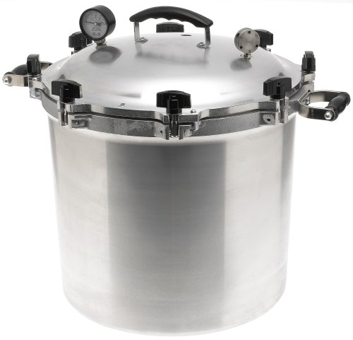 All-American 41-1/2-Quart Pressure Cooker/Canner