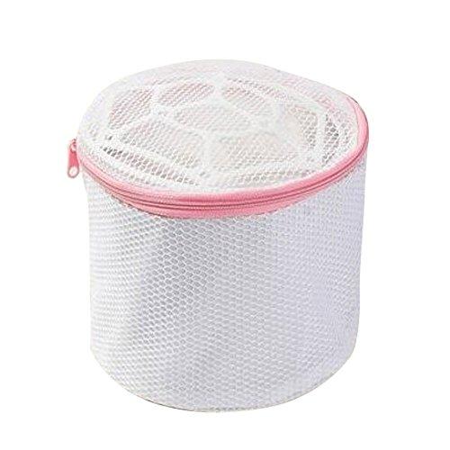 Sacs pour linge de lave-linge - TOOGOO(R)Housse de lavage pour soutien-gorge + serre-cable gratuit inclus