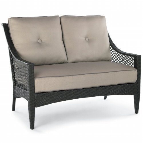patio furniture covers patio cindy crawford latigo wicker loveseat rh patiofurniturecoversstoresz blogspot com cindy crawford outdoor furniture replacement cushions