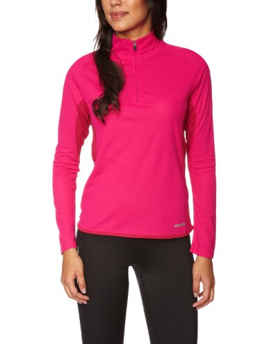 Berghaus Women's Relaxed Long Sleeve Zip Baselayer