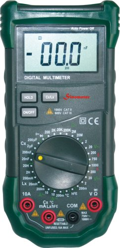 Ms8269 Digital Multimeter