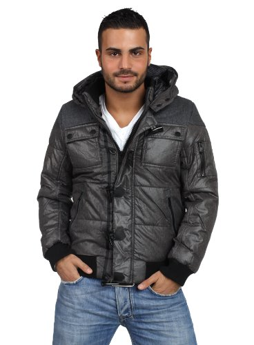Free Side Men Winter Jacket Prince