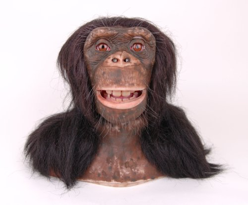 WowWee Chimpanzee Alive Animatronic Life Like Chimp Robot Monkey with Remote (Remote Control Monkey compare prices)