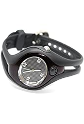 Nike Triax Swift Analog Midsize Black Sport Watch