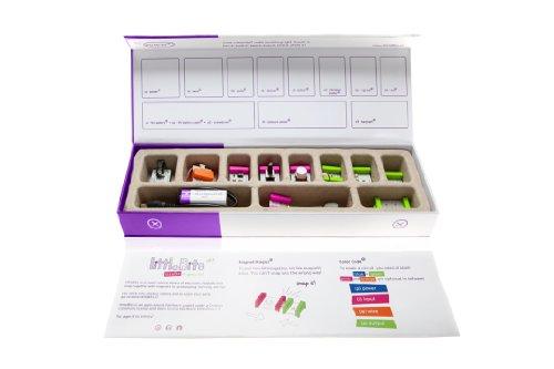 【遊びながら電子回路が学べる】littleBits Starter Kit v0.3 電子ブロック
