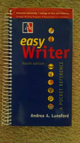 american university easy writer