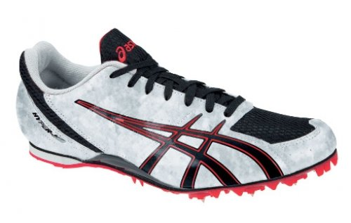 Asics Hyper MD Spikeschuh GY705/9099 Farbe: black/onyx/fire red