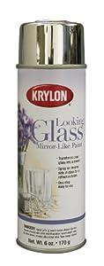 krylon k09033000 looking glass mirror like aerosol spray paint 6. Black Bedroom Furniture Sets. Home Design Ideas