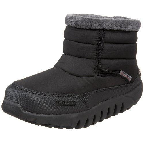 Mountrek Women's Larissa Soft Shell Boot,Black,6 M US