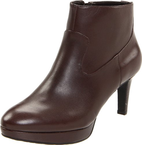 Rockport Women's Juliet Bootie Dark Brown Ankle Boot K58585 7 UK