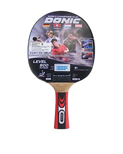 Enebe Racchetta Ping Pong Top Teams 800 [Multicolore]